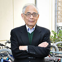 Yi Wu, Professor Emeritus and Distinguished Adjunct at California Institute of Integral Studies (CIIS) in San Francisco, CA.