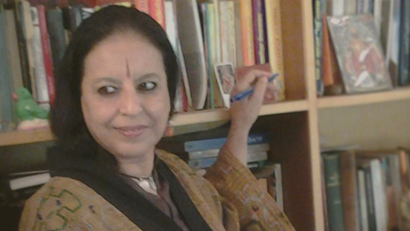 Renowned Tantra Scholar Madhu Khanna Coming to CIIS April 23-30