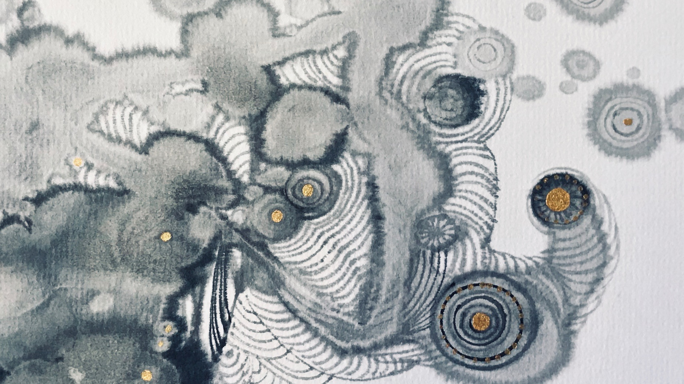 Fumiyo Yoshikawa: Contemplations in Ink