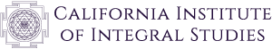 California Institute of Integral Studies Indigo Wordmark