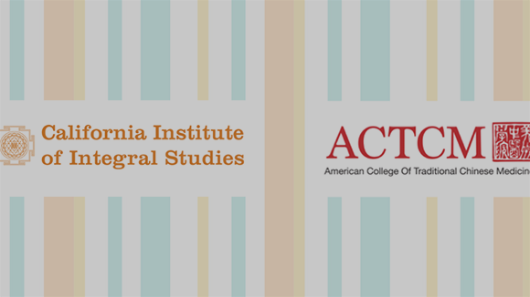 Higher Ed Accreditation Agency Approves CIIS-ACTCM Merger