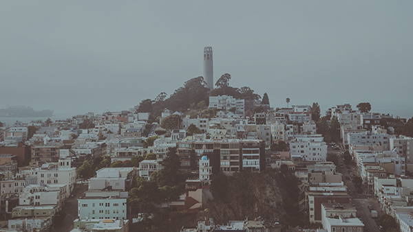 Coit Tower -- San Francisco is Our Campus