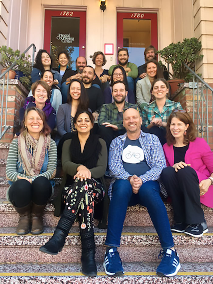 Integral Counseling Center at Church Street's team of clinicians-in-training and supervisors
