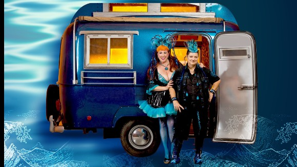 A Show & Tell with Beth Stephens & Annie Sprinkle