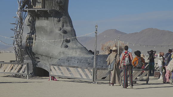 Radical Art-Making at Burning Man