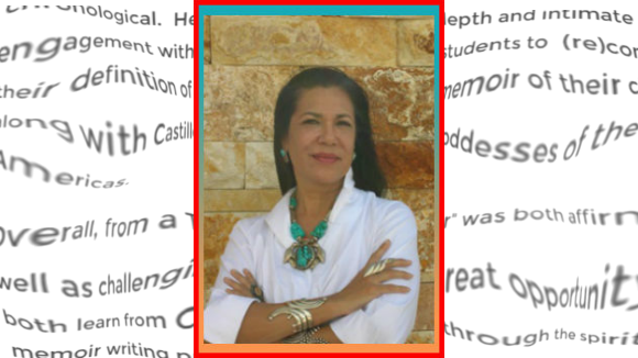 Writing Spiritual Memoir Class with Ana Castillo