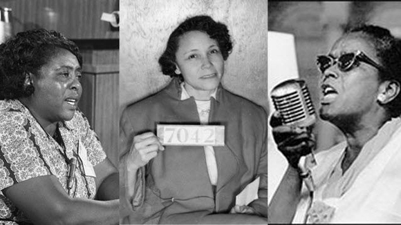 "CrossCurrents: The CIIS Blog ""The Real News of Recent History: Women's Spirituality Honors Black Women of the Civil Rights Movement"""
